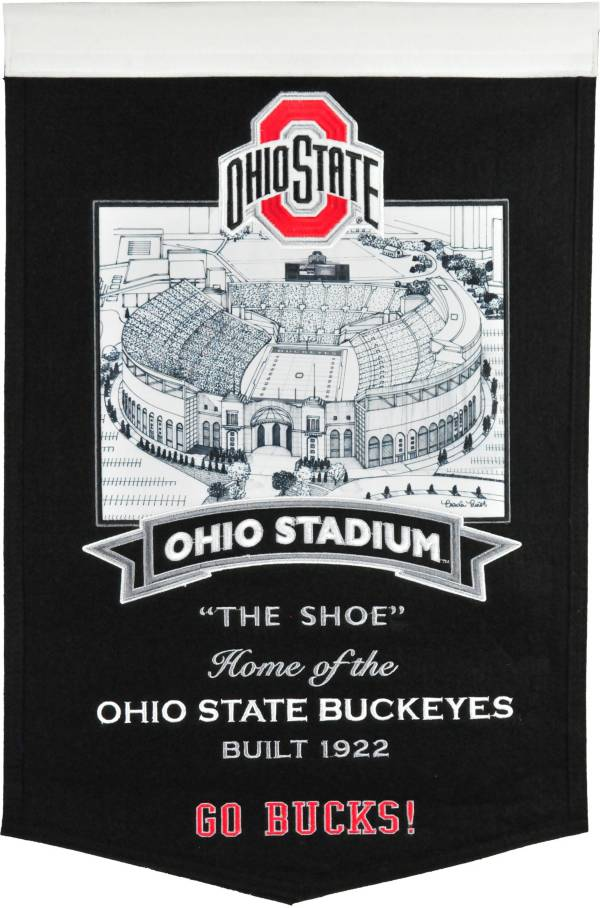 Winning Streak Sports Ohio State Buckeyes Stadium Banner product image