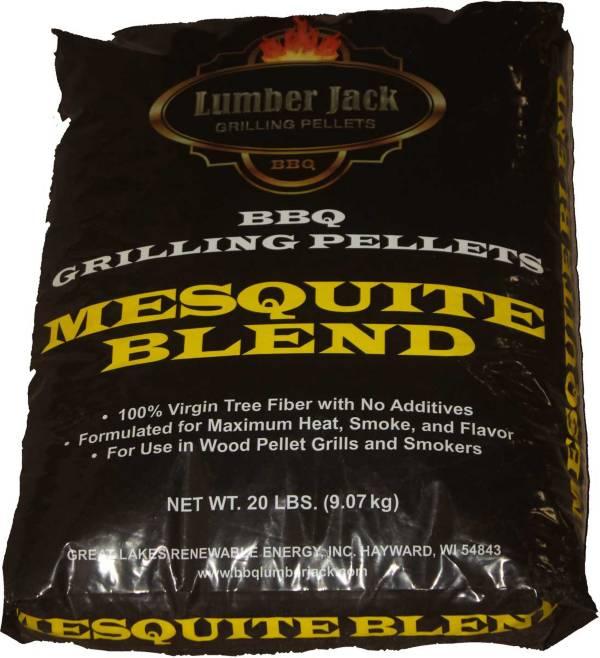 Lumber Jack Mesquite Blend Pellets product image