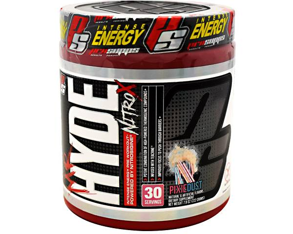 ProSupps Mr. Hyde NitroX Pre-Workout Pixie Dust 30 Servings product image
