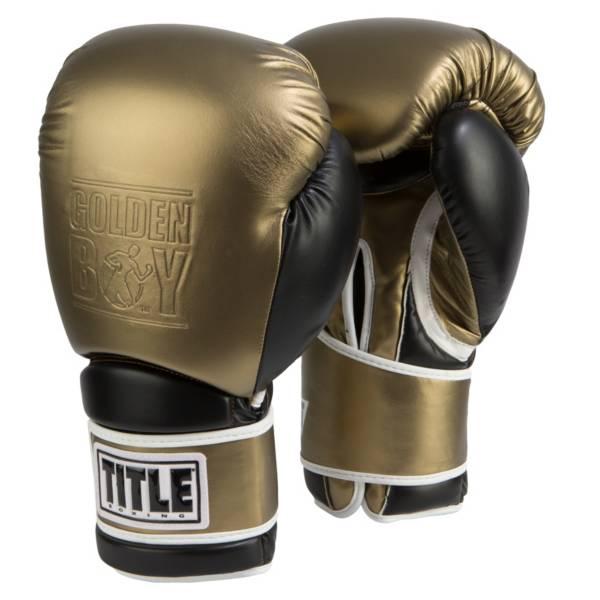 TITLE Golden Boy Training Gloves product image
