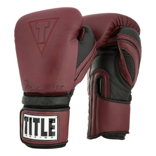 TITLE Ali Authentic Leather Bag Gloves product image