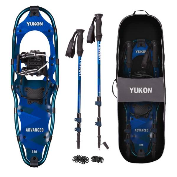 Yukon Charlie's Adult Advanced Snowshoe Kit product image