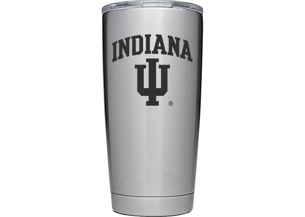 YETI Indiana Hoosiers 20 oz. Rambler Tumbler with MagSlider Lid product image