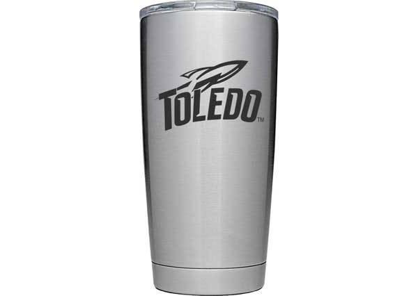 YETI Toledo Rockets 20 oz. Rambler Tumbler with MagSlider Lid product image