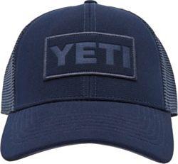 01321303f YETI Men's Patch Trucker Hat