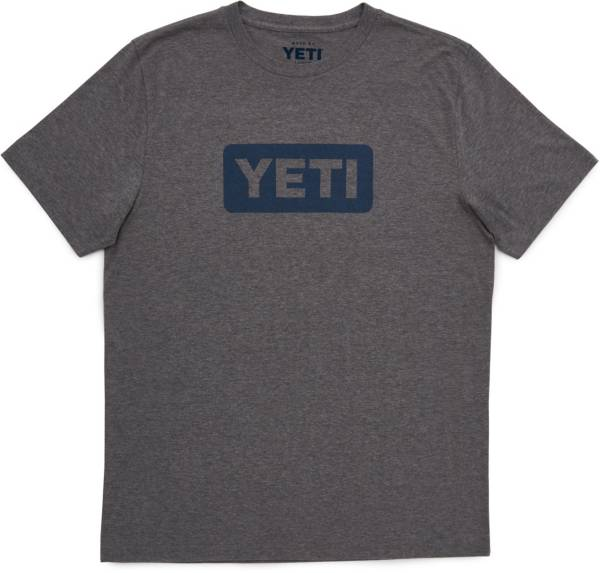 YETI Men's Core Badge Logo Short Sleeve T-Shirt product image