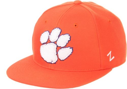 buy online 2b79d 01fce Zephyr Men s Clemson Tigers Orange M15 Fitted Hat   DICK S Sporting ...