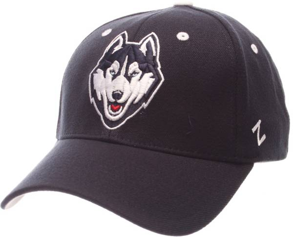 Zephyr Men's UConn Huskies Blue ZH Fitted Hat product image
