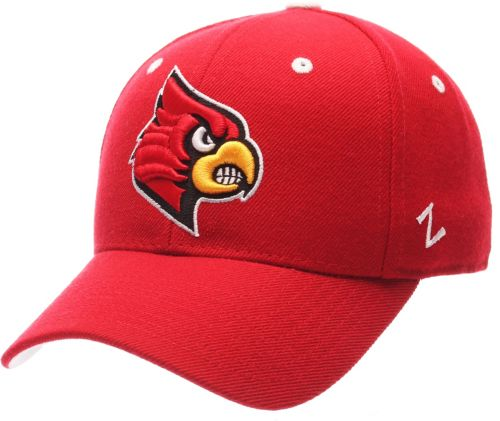 buy popular 6e107 e8f9b Zephyr Men s Louisville Cardinals Cardinal Red DH Fitted Hat. noImageFound.  Previous