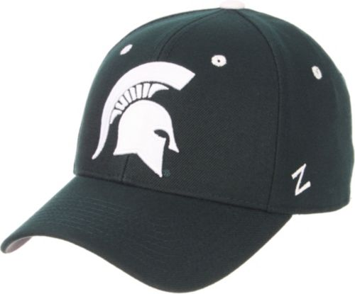 new products 3d711 540a0 Zephyr Men s Michigan State Spartans Green DH Fitted Hat. noImageFound.  Previous