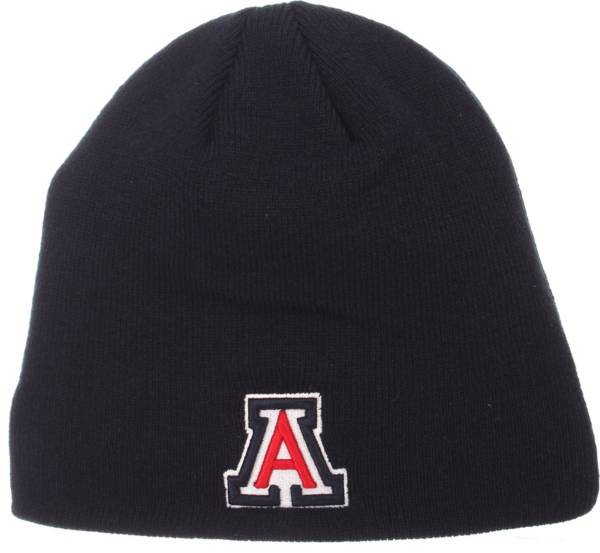 Zephyr Men's Arizona Wildcats Navy Knit Beanie product image