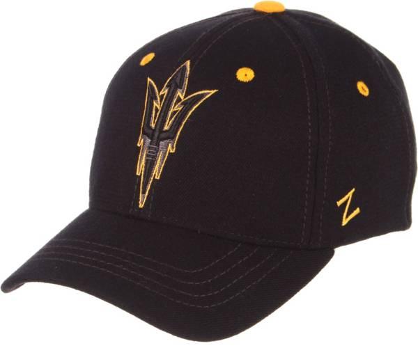 Zephyr Men's Arizona State Sun Devils Element II Adjustable Black Hat product image