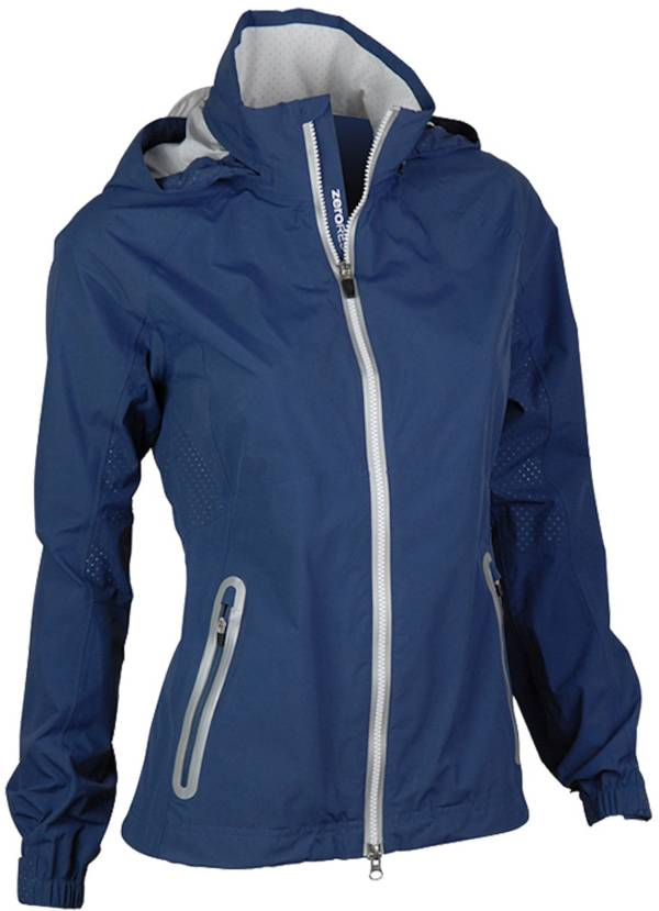 Zero Restriction Women's Olivia Full-Zip Hooded Golf Jacket product image