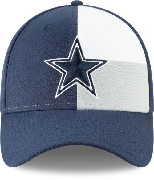 separation shoes ffbc1 96912 New Era Men s Dallas Cowboys 2019 NFL Draft 39Thirty Stretch Fit Navy Hat