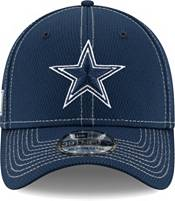 New Era Men's Dallas Cowboys Sideline 100th 39Thirty Stretch Fit Navy Hat product image
