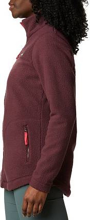 Columbia Women's Northern Reach Sherpa Full Zip Pullover product image