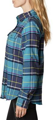 Columbia Women's Pine Street Stretch Flannel Shirt product image