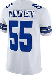 Nike Men's Dallas Cowboys Leighton Vander Esch #55 White Limited Jersey product image