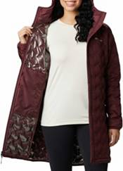 Columbia Women's Delta Ridge Long Down Jacket product image