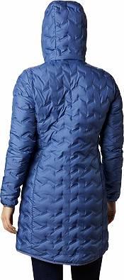 Columbia Women's Delta Ridge Long Down Jacket product image