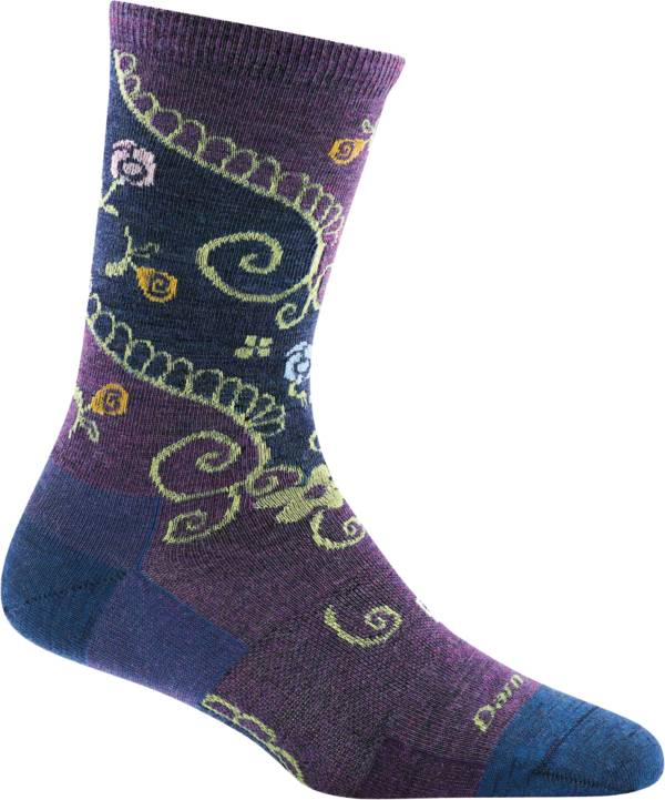 Darn Tough Women's Twisted Garden Crew Socks product image
