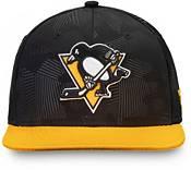 NHL Men's Pittsburgh Penguins Iconic Snapback Adjustable Hat product image