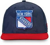 NHL Men's New York Rangers Iconic Snapback Adjustable Hat product image