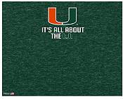 Wincraft Adult Miami Hurricanes Split Neck Gaiter product image