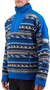 Spyder Men's Legacy GTX INFINIUM Lined Half Zip Sweater product image