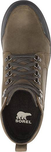 SOREL Men's Ankeny II Mid 100g Waterproof Winter Boots product image