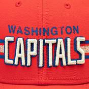 NHL Men's Washington Capitals Classic Structured Snapback Adjustable Hat product image