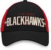 NHL Men's Chicago Blackhawks Classic Structured Snapback Adjustable Hat product image