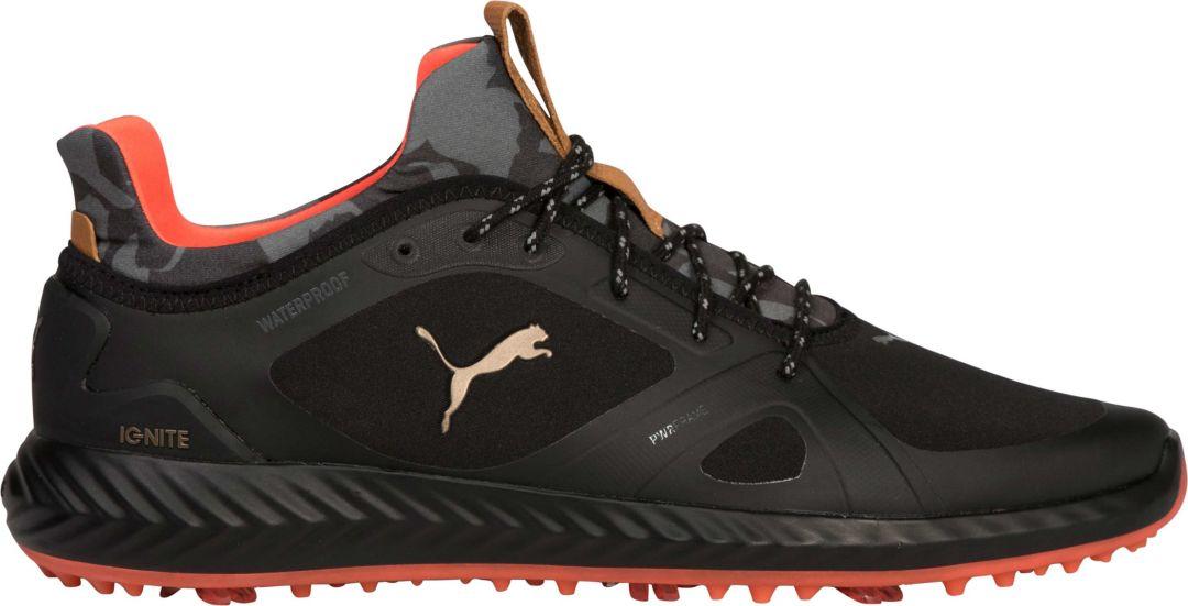 new concept 18e4b b0a85 PUMA Men's Limited Edition Camo IGNITE PWRADAPT Golf Shoes | DICK'S ...