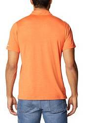 Columbia Men's Clemson Tigers Orange Tech Trail Polo product image
