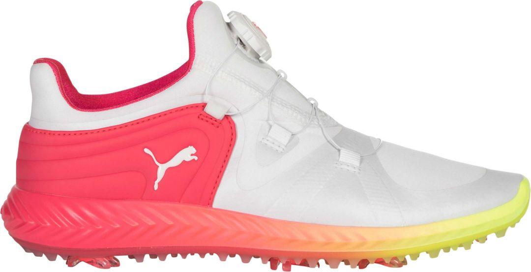 58f6b474 PUMA Women's Limited Edition IGNITE Blaze Sport DISC SOLSTICE Golf Shoes