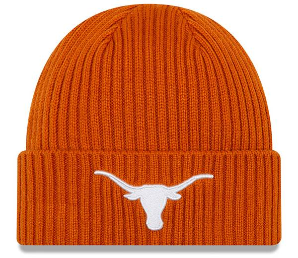 University of Texas Authentic Apparel Men's Texas Longhorns Burnt Orange Classic Knit Beanie product image