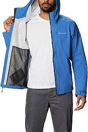 Columbia Men's Omni-Tech Ampli-Dry Full-Zip Shell Rain Jacket product image