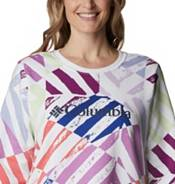 Columbia Women's Logo Printed Crew Sweatshirt product image