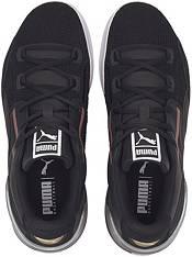 PUMA Clyde Hardwood Metallic Basketball Shoes product image
