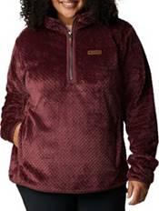 Columbia Women's Fire Side 1/4 Zip Sherpa Fleece Jacket product image
