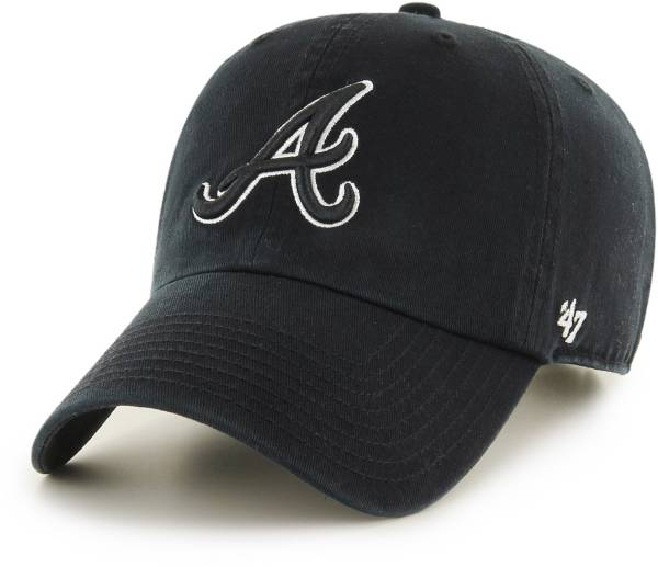 '47 Men's Atlanta Braves Clean Up Adjustable Hat product image