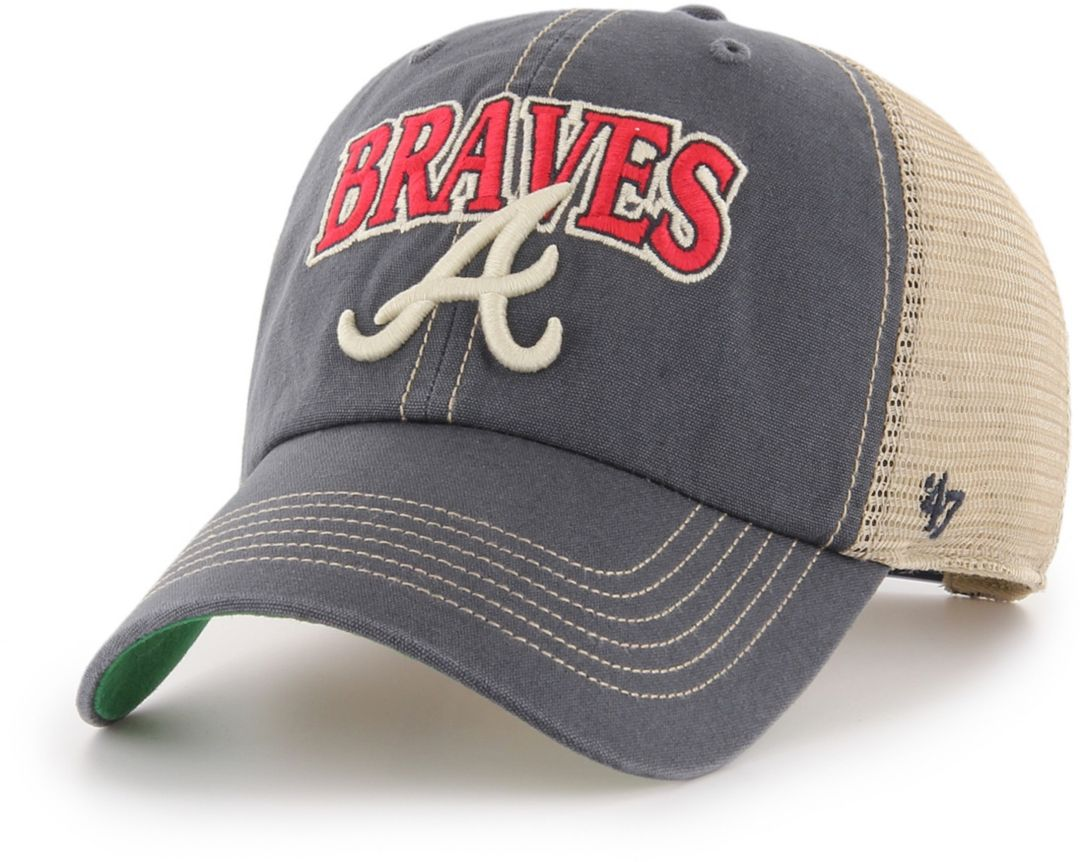 innovative design 5fd54 6a421  47 Men s Atlanta Braves Tuscaloosa Clean Up Adjustable Hat. noImageFound.  Previous
