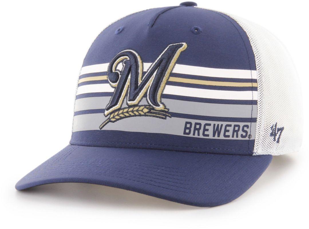 0ec106164 '47 Men's Milwaukee Brewers Altitude MVP Adjustable Hat