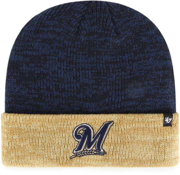 '47 Men's Milwaukee Brewers Knit Hat product image