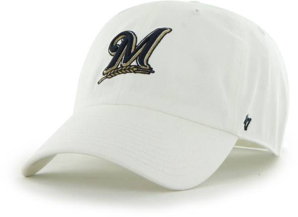 '47 Men's Milwaukee Brewers Clean Up Adjustable Hat product image