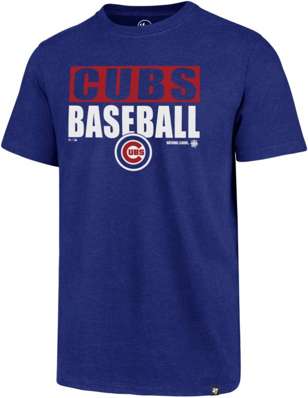 '47 Men's Chicago Cubs Club T-Shirt product image