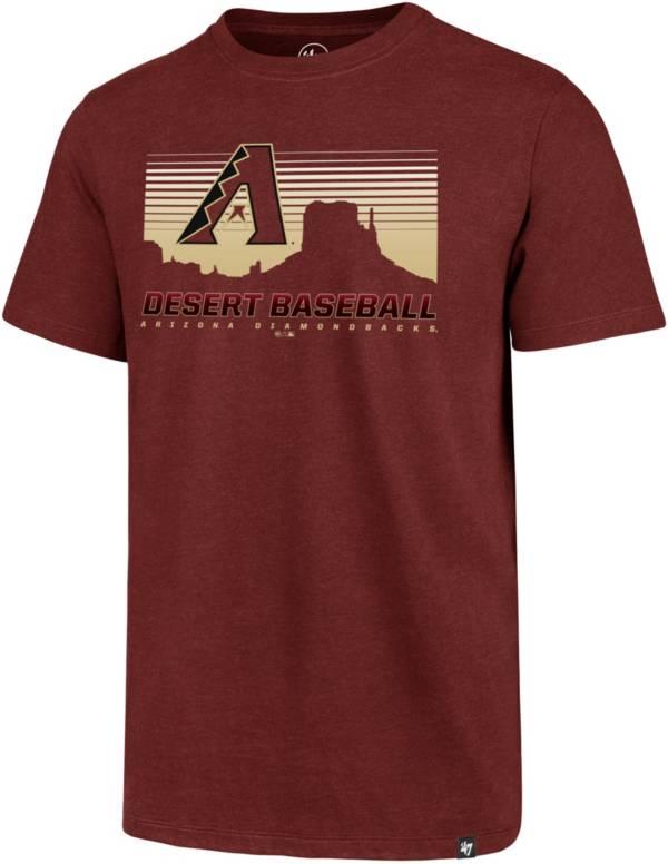 '47 Men's Arizona Diamondbacks Club T-Shirt product image