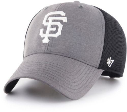 differently 10186 66d08  47 Men s San Francisco Giants Grimm MVP Adjustable Hat. noImageFound.  Previous