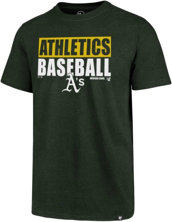 '47 Men's Oakland Athletics Club T-Shirt product image