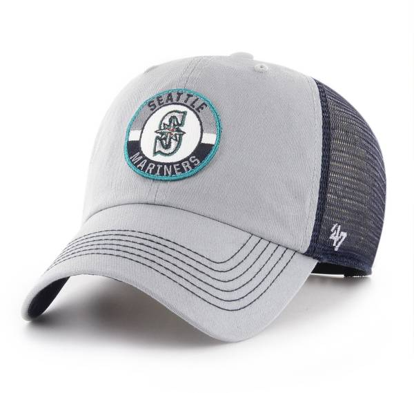 '47 Men's Seattle Mariners Porter Clean Up Adjustable Hat product image